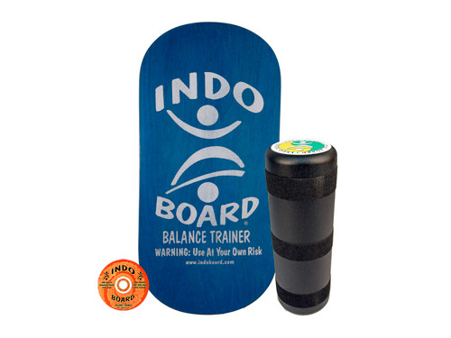 Rocker Board: Deck and Roller