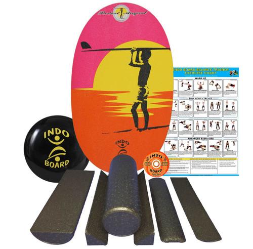 INDO BOARD | Balance Boards, Balance Board Exercises and Balance