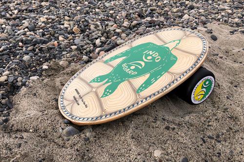 Original Deck & Roller - Sea Turtle