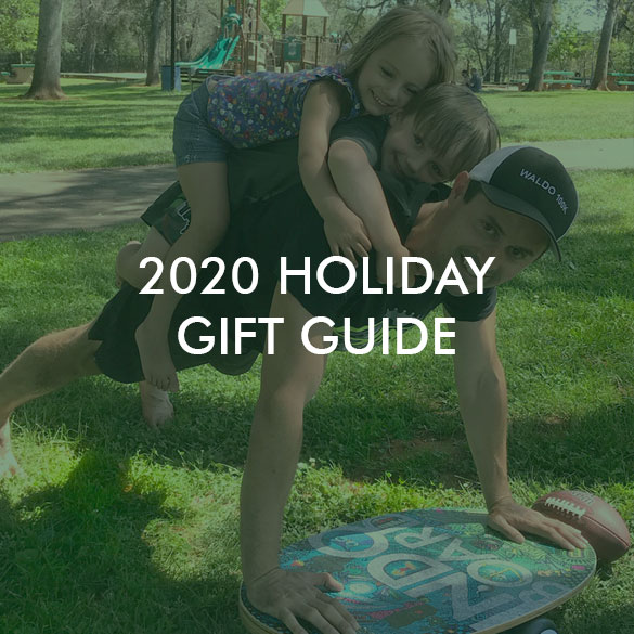 INDO BOARD 2020 Holiday Gift Guide
