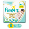Pampers Premium Care Pants Diapers, Small (21 Count)