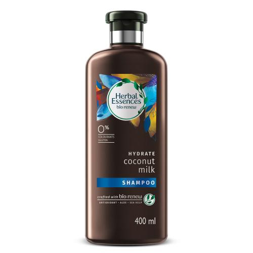 Herbal Essences Bio:Renew Coconut Milk Shampoo, 400M | No Parabens No Colourants