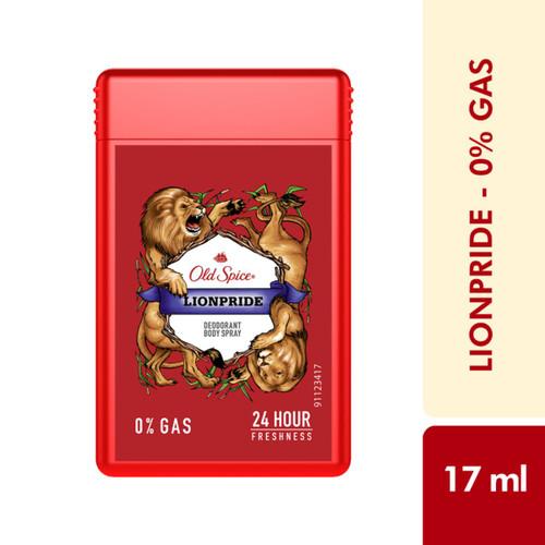 Old Spice LionPride Pocket Deodorant , 17 ml