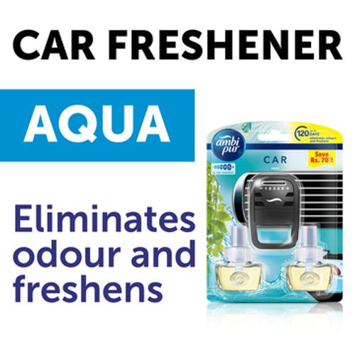 Car Freshner Aqua , 7.5 ml