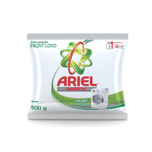 Ariel Matic Front Load Detergent Washing Powder - 500 g