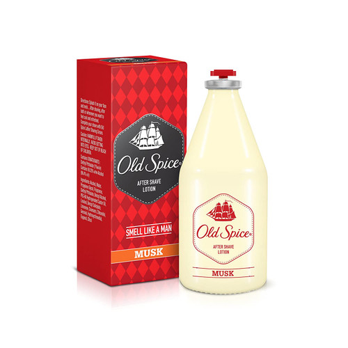 Old Spice After Shave Lotion Musk, 100 ml