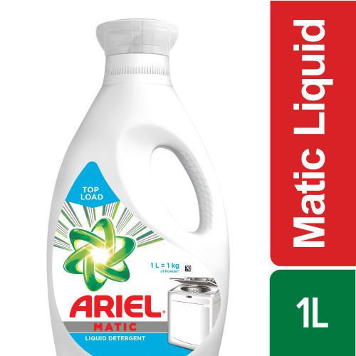 Ariel Matic Liquid Top Load , 1 Litre