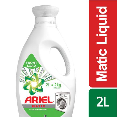 Ariel Matic Liquid Front Load , 2 Litre
