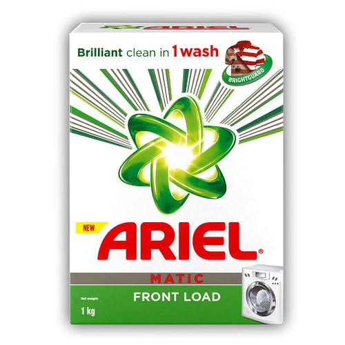 Ariel  Matic Detergent Washing Powder - Front Load 1 kg
