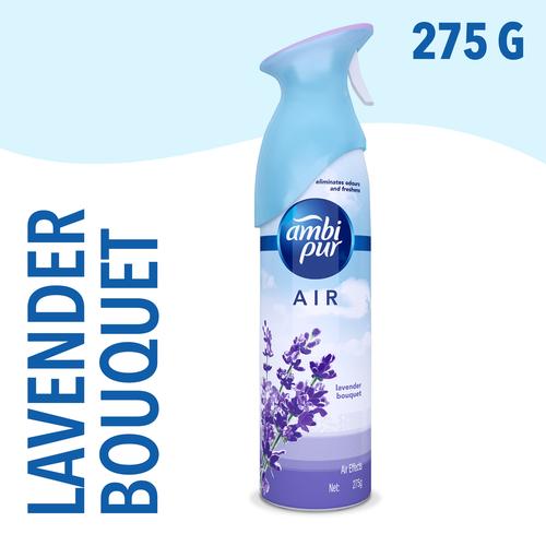 Ambi Pur Air Effect Lavender Bouquet Air Freshener , 275 g