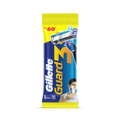 Gillette Guard 3 Razor - 1 Pc