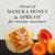 Hair Food, Moisture Shampoo, Manuka Honey & Apricot, 300ml