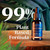 Gillette   King C. Gillette Men's Beard Oil   For Better Growth and Thicker Looking Beard   99% Plant Based   Lightweight, Non-Greasy Formula with Vitamin E   Moisturizes & Conditions  Fresh Energizing Fragrance   30M