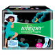 Whisper Ultra Nights XL+ Sanitary Pads - 44 Count