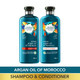 Herbal Essences Bio:Renew Argan Oil of Morocco Shampoo and Conditioner Combo Box, 400 ml + 400 ml