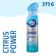 Ambi Pur Citrus Power Odour Eliminating Air Freshener Spray - 275 g (Toilet Fresh)