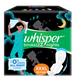 Whisper Ultra Nights XXXL Sanitary Pads - 20s
