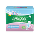 Whisper Ultra Soft XL Sanitary Pads - 50s