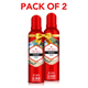 Old Spice Nomad Deodorant Body Spray Perfume, 140 ml- Pack of 2