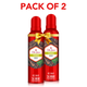 Old Spice Timber Deodorant Body Spray Perfume, 140 ml- Pack of 2