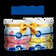 Ambi Pur Car Freshener Gel – Refreshing Lemon 75 g and Ambi Pur Car Freshener Gel – Romantic Rose 75 g