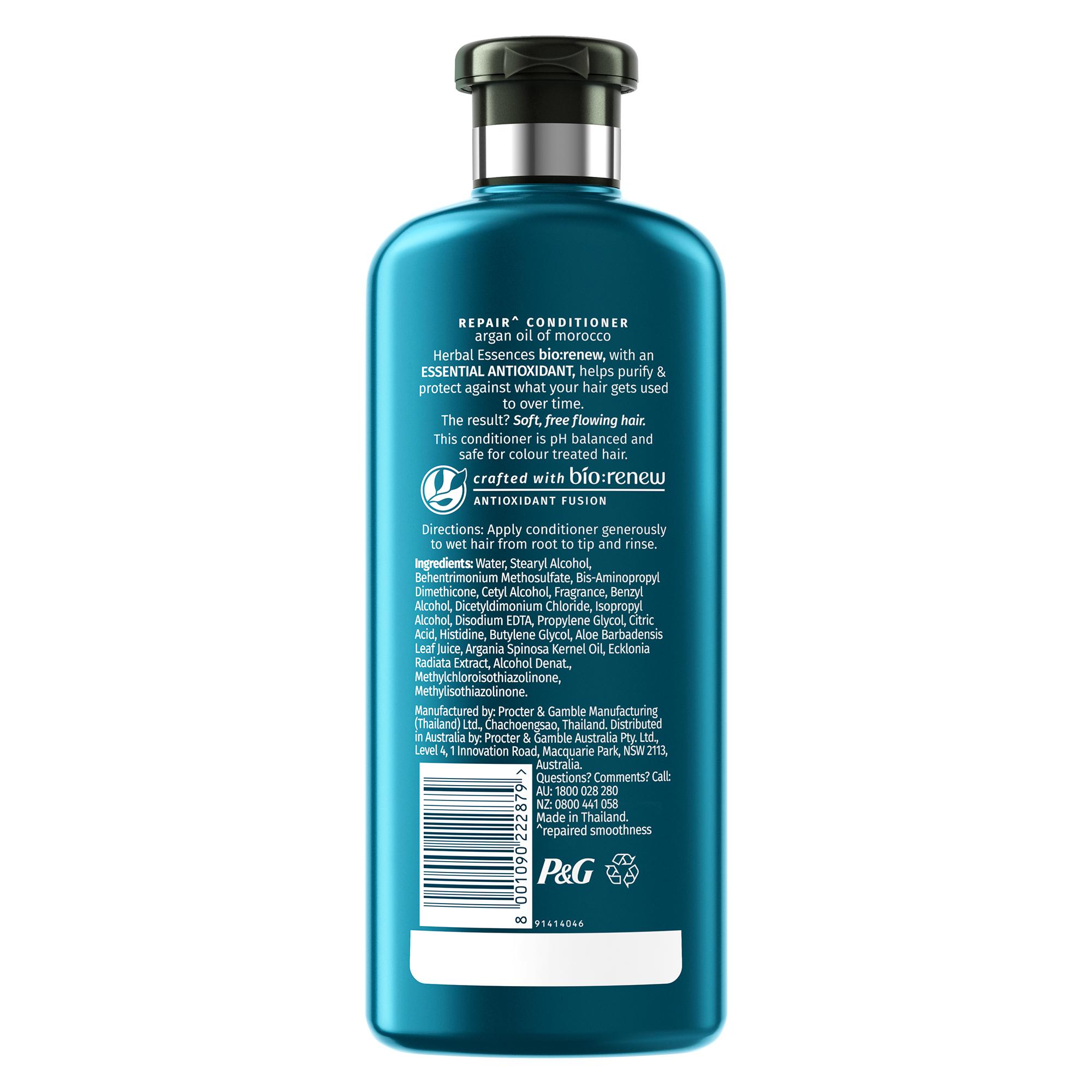 Bio:Renew Argan Oil Of Morocco Conditioner, 400Ml | No Parabens No Colourants