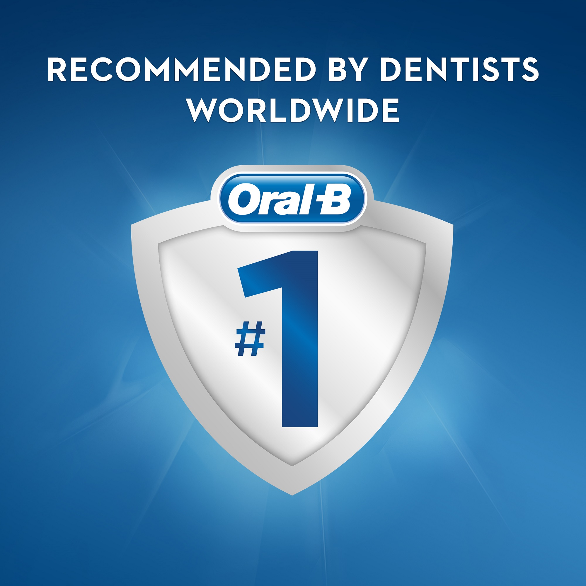 Oral-B Vitality Electric Toothbrush with Polishing Cups, Rechargeable