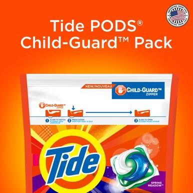 Tide Pods Original Scent He Turbo Liquid Detergent, 806 g