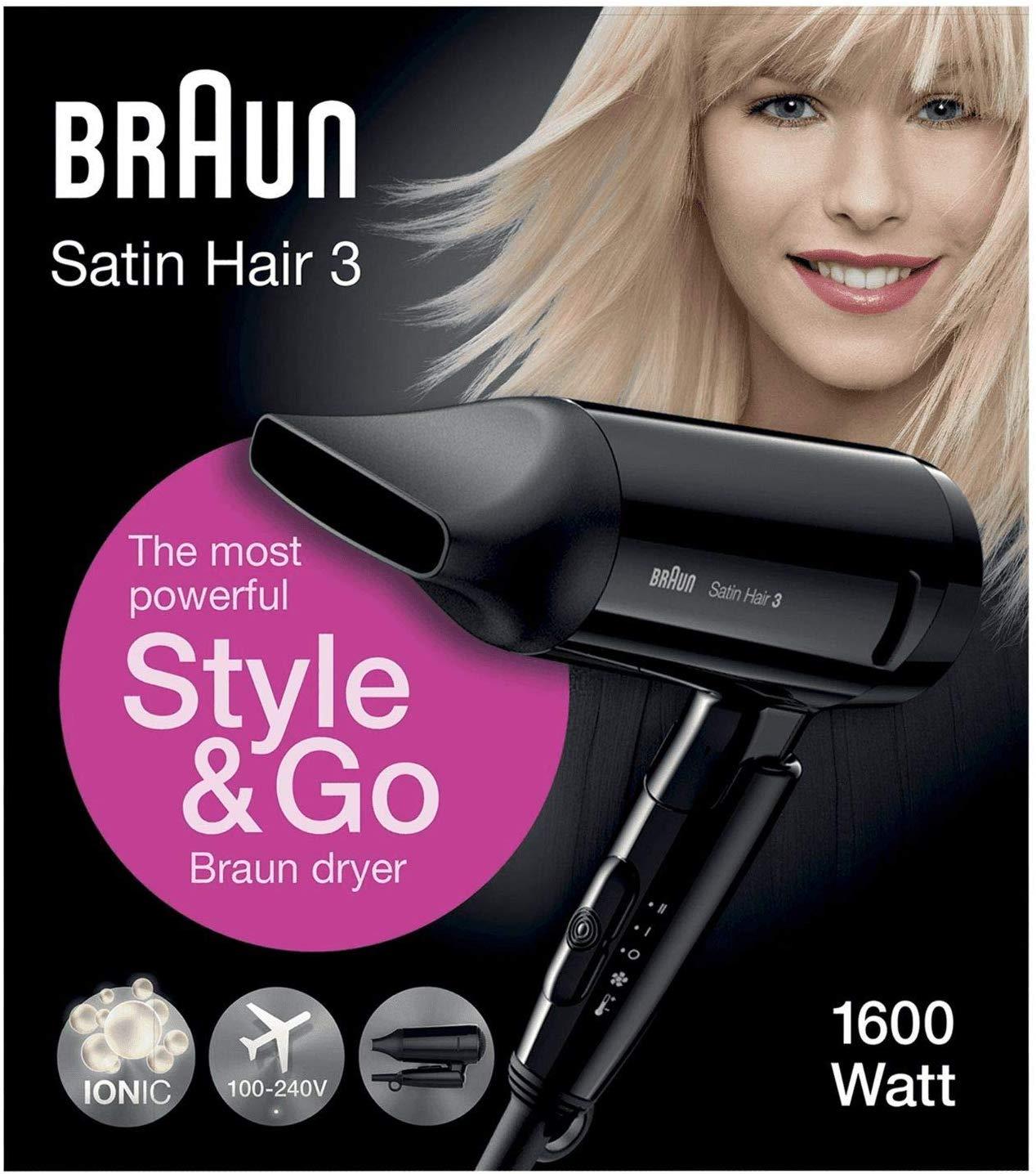 Braun Hair Dryer HD 350