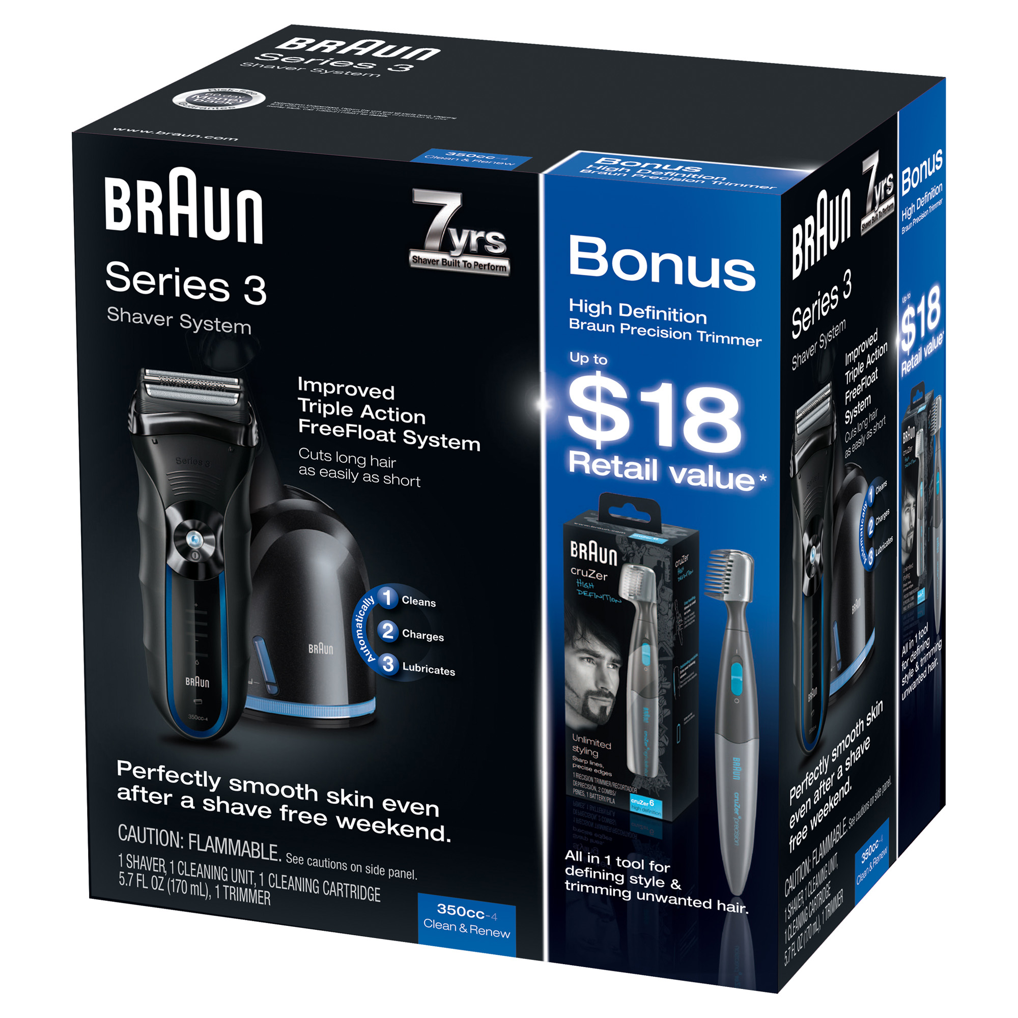 Braun Air Styler AS330