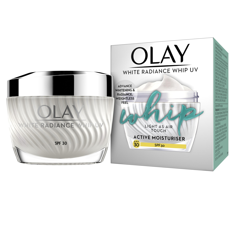 Olay White Radiance Whips SPF30