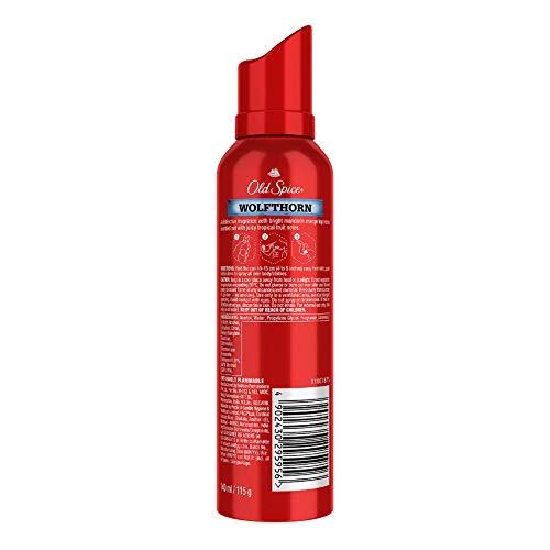Old Spice Wolfthorn No Gas Deodorant Body Spray Perfume, 140 ml