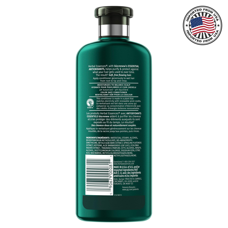 Herbal Essences Bio:Renew Deep Sea Minerals Conditioner, 400ML