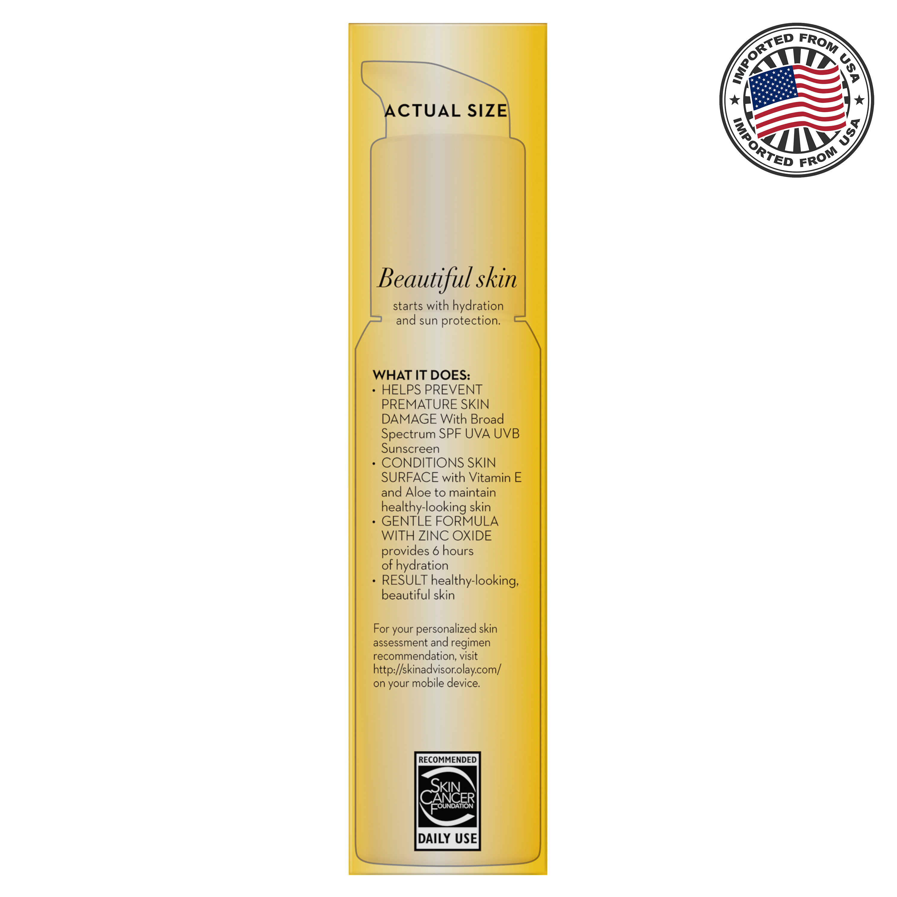 Olay Complete Defense Lotion Sensitive SPF30 75 ml