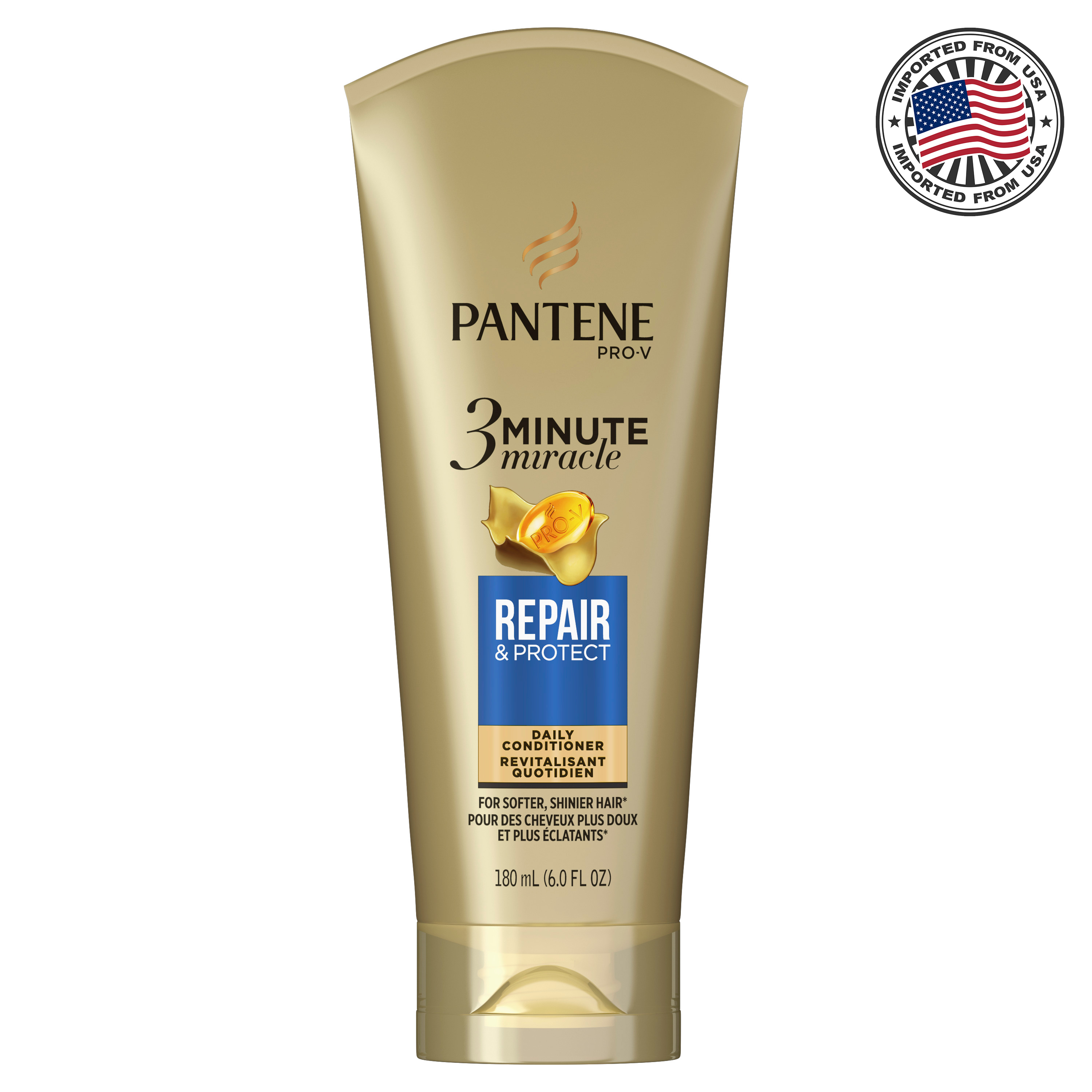 Pantene Repair & Protect 3 Minute Miracle Daily Conditioner 180 ml