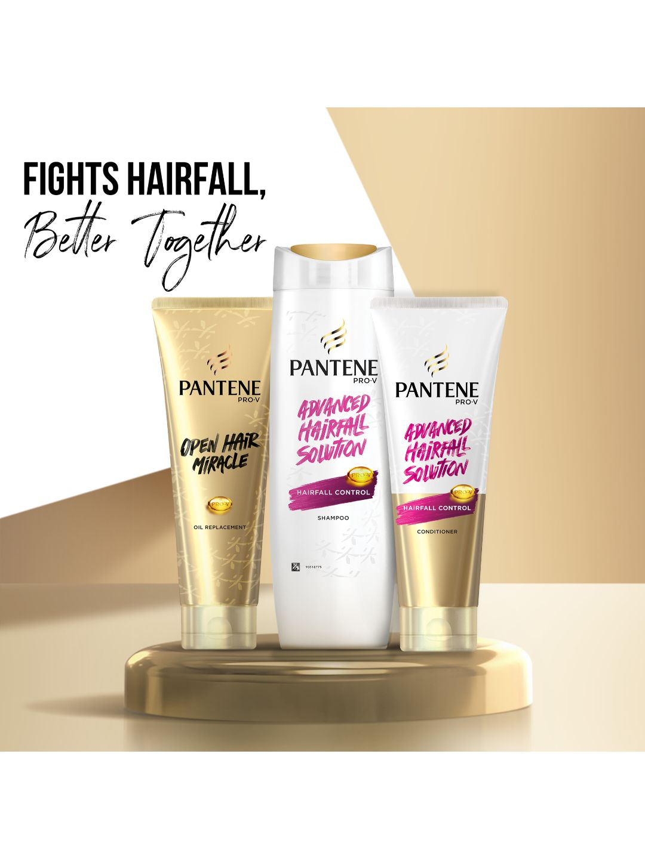 Advanced Hair Fall Solution Hair Fall Control Shampoo, 340 ml
