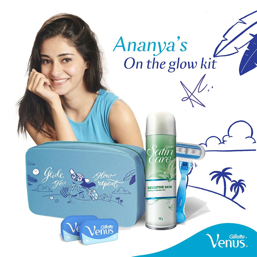 Venus Hair Removal Regimen Kit