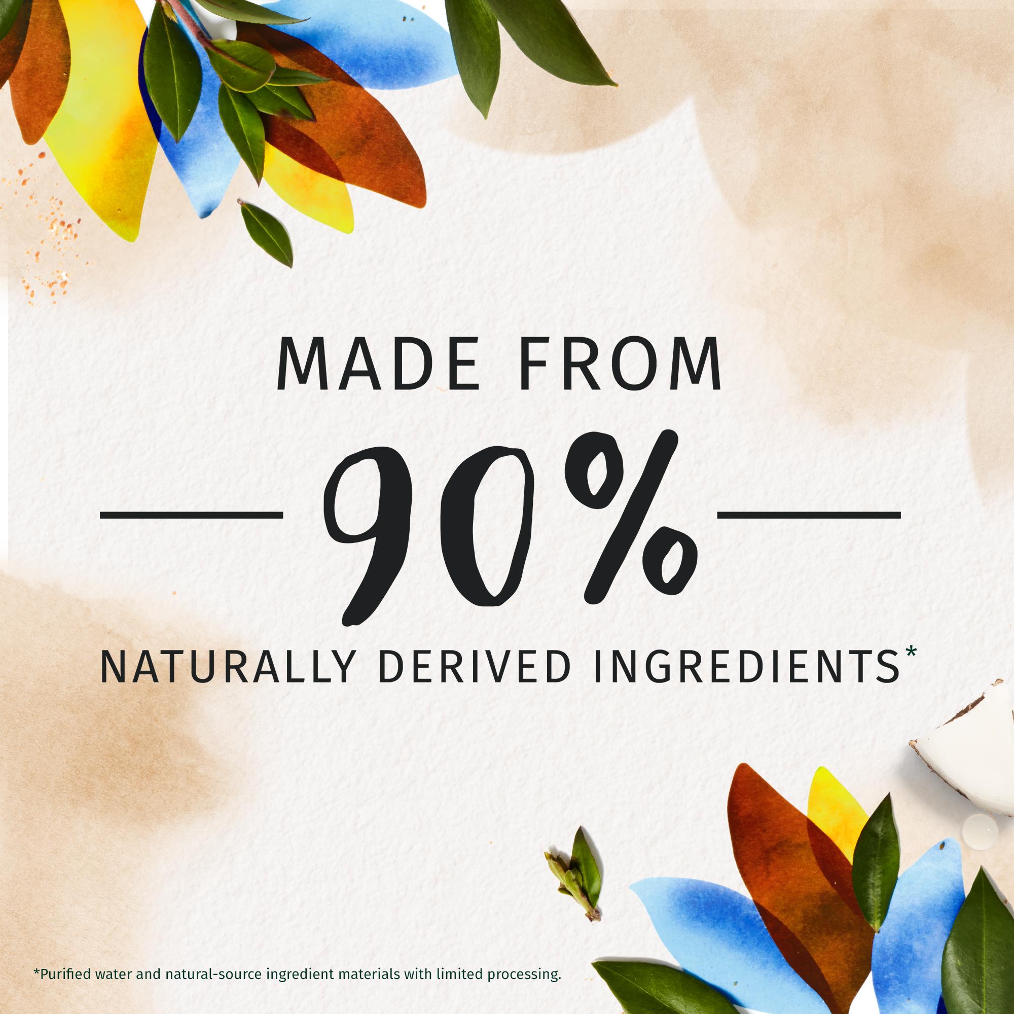 Herbal Essences Bio:Renew Coconut Milk Shampoo and Conditioner Combo Box, 400 ml + 400 ml  No Parabens, No Colourants