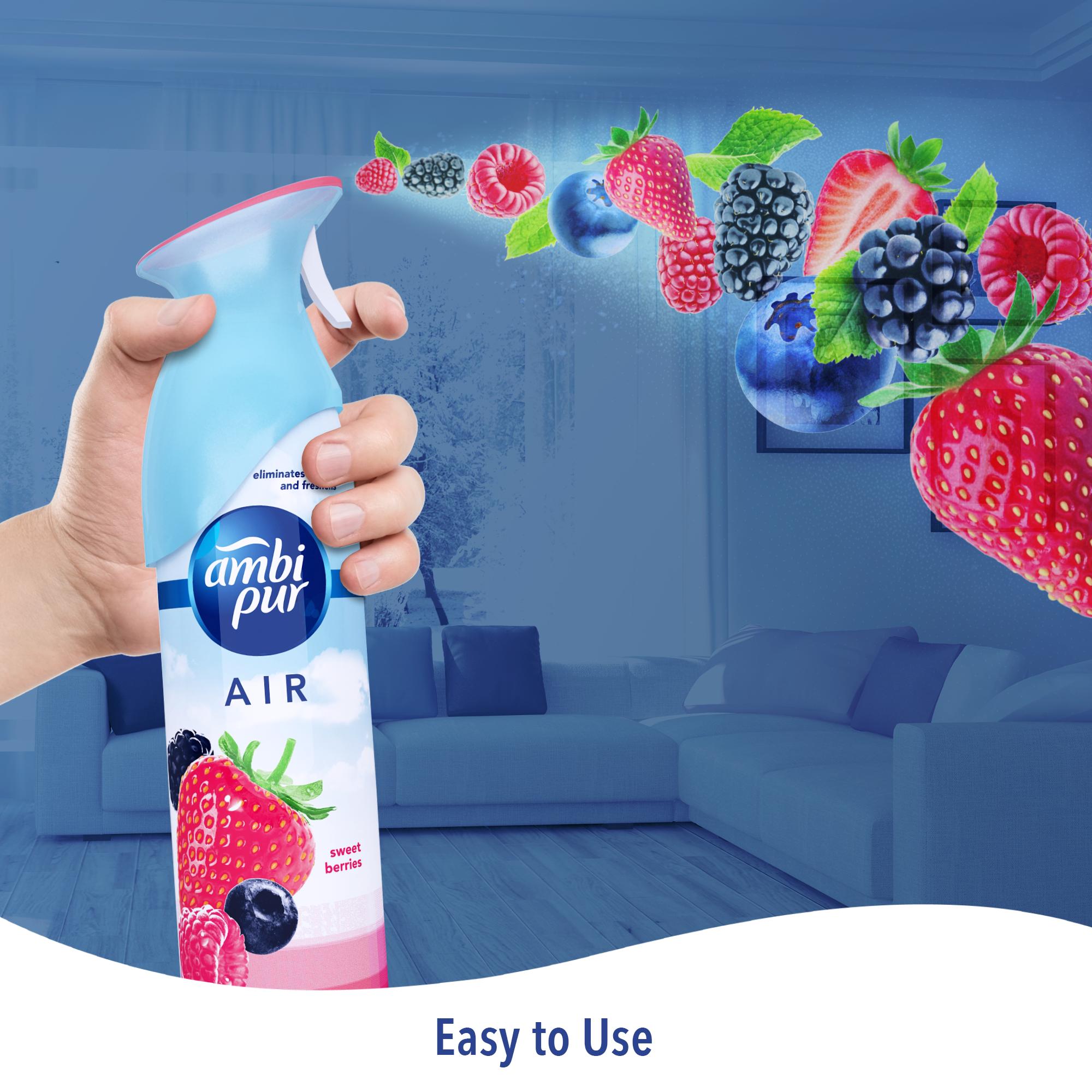 Ambi Pur Air Effects Air Freshener - 275g (Sweet Berries)