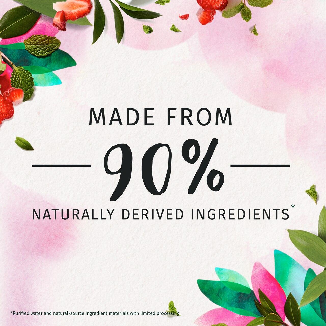 Herbal Essences Bio:Renew White Strawberry & Sweet Mint Conditioner_400Ml   No Parabens No Colourants