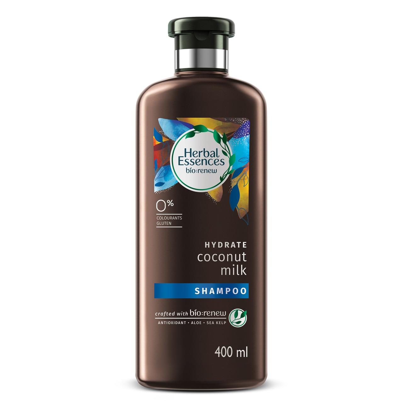 Herbal Essences Bio:Renew Coconut Milk Shampoo_400M | No Parabens No Colourants