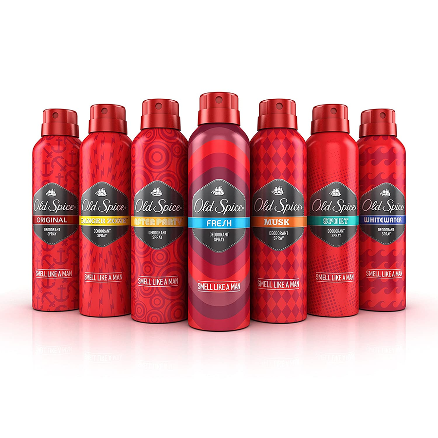 Old Spice Deodorant Body Spray - Original 150 ml