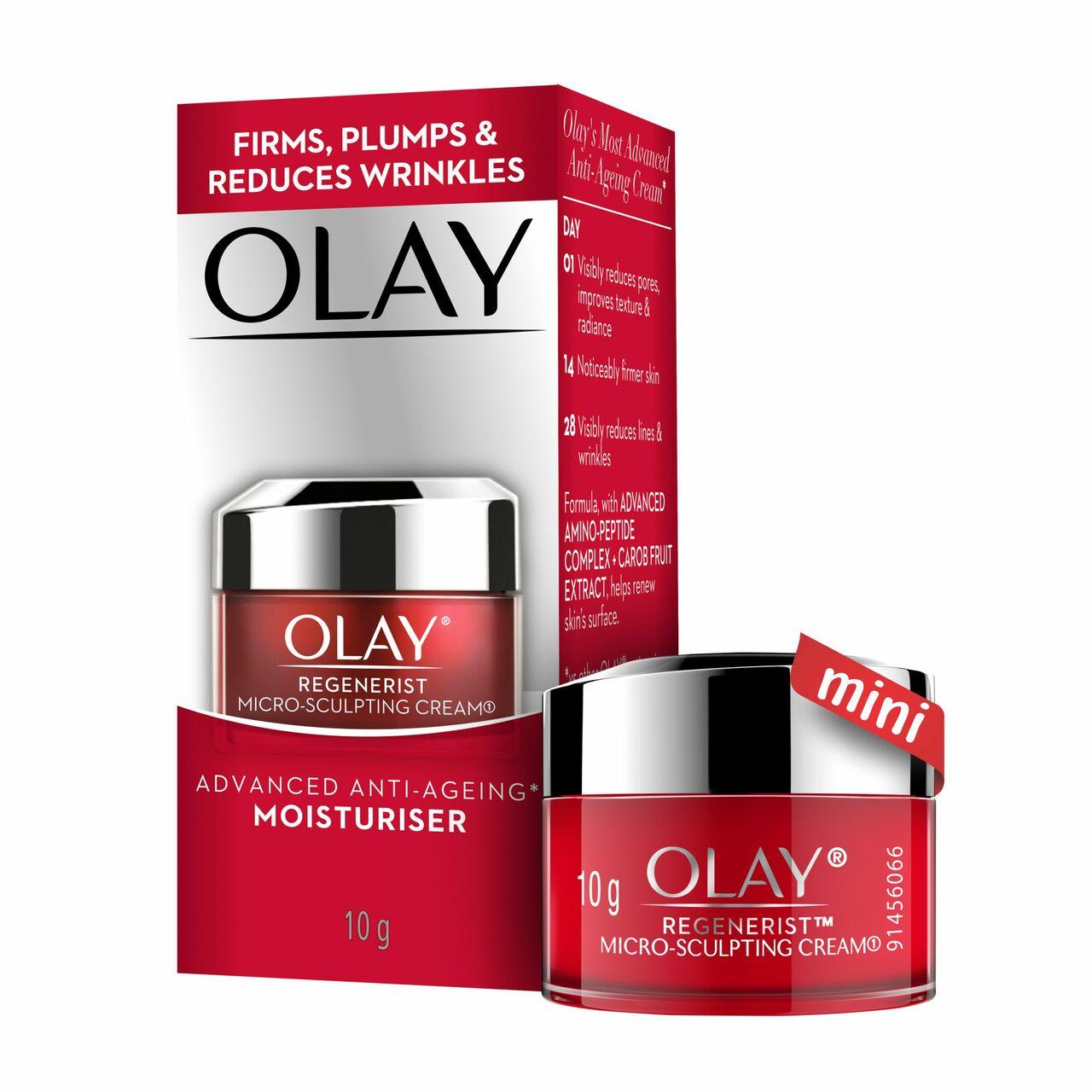 Olay Mini Cream : Regenerist Microsculpting
