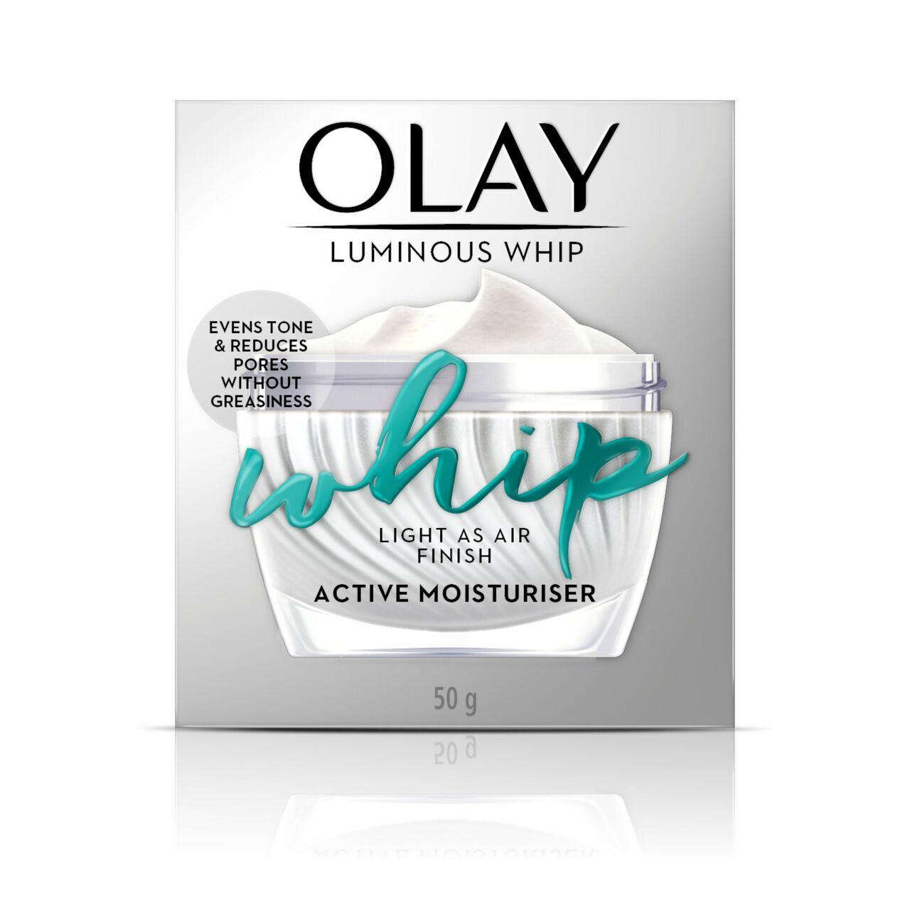 Olay LuminousWhipDay Cream(non SPF)