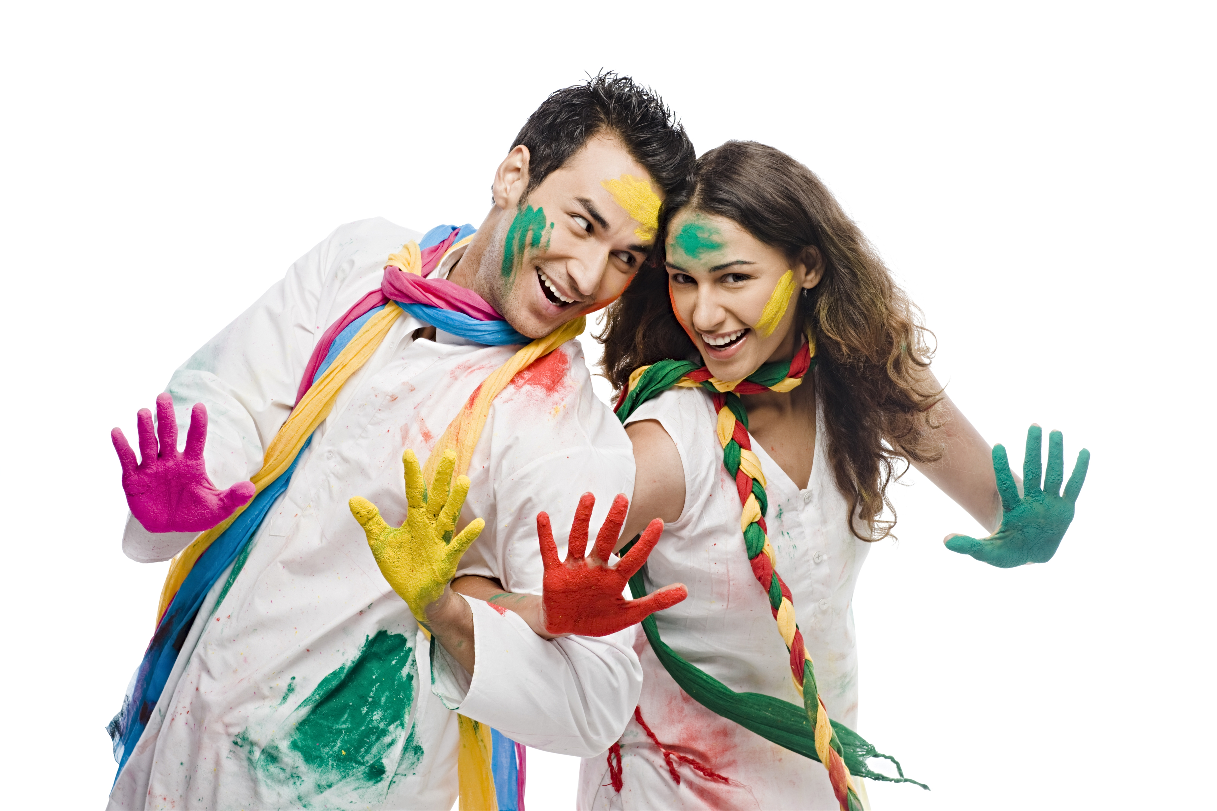 5 Incredibly Easy Ways To Get Holi Colours Off Your Clothes
