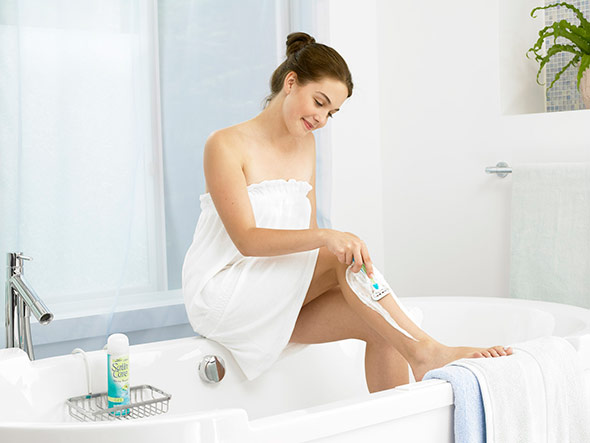 A Beginner's Guide to Female Shaving: Tips & Ideas for Easy Hair Removal at Home