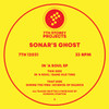 "Sonar's Ghost - In 'a Soul EP - 12"" Transparent Yellow Vinyl"