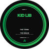 "Kid Lib - The Thing / The Brain - 12"" Vinyl"