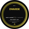 "Dwarde - Night Journey / What Must I Do? - 12"" Vinyl"