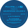 "Ron Wells - Waveforms Volume 3 - 12"" Vinyl"